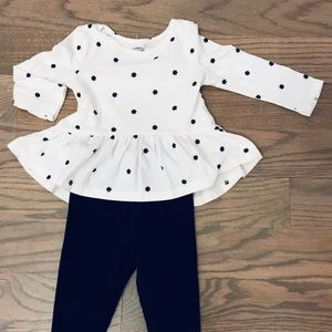 Star-worthy 12-18M outfit. Like new!